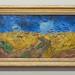 Korenveld met kraaien, Vincent van Gogh (1890)