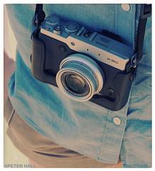 Camera Envy (peterphotographic) Tags: camera holiday portugal europe olympus fujifilm algarve albufeira x30 cameraporn cameraenvy microfourthirds camerabag2 ©peterhall em5mk2 p6050261cb2ccrossedwm