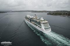 Serenade of the seas (Aviation & Maritime) Tags: cruise norway cruiseship bergen serenadeoftheseas royalcaribbean rccl rci royalcaribbeaninternational royalcaribbeancruiselines radianceclass