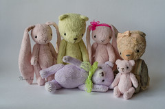 DSC_4582 (Mei-Ling.) Tags: bear rabbit bunny grace