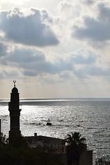 Minaret (Keith Mac Uidhir  (Thanks for 3.5m views)) Tags: city israel telaviv tel aviv jaffa  israeli yafo isral   izrael  israil        srael