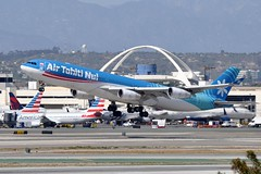F-OLOV  LAX (airlines470) Tags: airport air msn tahiti lax a340 nui airtahitinui 668 a340313 folov