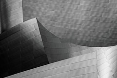 Layers of Gehry (Jack Landau) Tags: california city architecture frank la hall los concert downtown angeles gehry disney walt deconstructivism