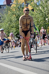 Fremont Summer Solstice Parade Cyclist 2015 (774) (TRANIMAGING) Tags: bike nude cyclist fremont nakedseattle nikond750 fremontsummersolsticeparade2015 fremontsummersolstice2015