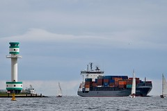 Kiler Frde (harrykretzschmar) Tags: kiel schiffe leuchtturm maritim frde falckenstein
