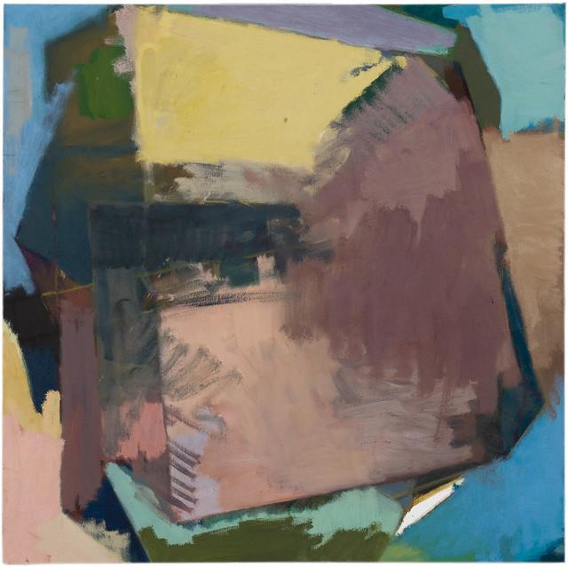 NeodyM, 60 x 60cm, Eggtempera/Oil, 2015