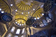IMG_8953 (storvandre) Tags: travel history museum turkey site mediterranean basilica istanbul mosque turismo viaggio hagiasophia sophia turkish sultanahmet turchia ayasofya santasofia storvandre