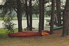 In Madawaska (Sylvie Poitevin Photography) Tags: lake ontario canoe madawaska