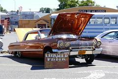 1963 Chevy Impala (bballchico) Tags: 1963 chevrolet impala lowrider keosahn eazyduzitcc jubileedaysshowshine seattle lickwidfunk 206 washingtonstate patrons car club