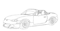 193062 Having Problem 2 likewise I 1796206 also 14122232 Mazda Mx 5 Nc besides Miata Roll Bar as well 1993 Mazda Mx3 Engine Diagram. on mazda miata stance
