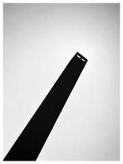modern obelisk (aschulze81) Tags: bw sun white abstract black tower art church design kunst kirche himmel architektur syk monochrom freiburg turm sonne abstrakt schwarzweis