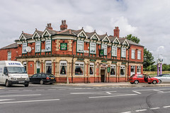 The railway pub on Bridge Road (hilofoz) Tags: seaforth merseyside england uk