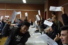 Next Step - Democracy! BBS2, BBS3, BBS ME (Politik zum Anfassen) Tags: nextstepdemocracy 2016 nextstep democracy politik politikzumanfassen integration together bunt
