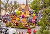 City of Burbank Float (Thad Zajdowicz) Tags: roseparade cityofburbank float flowers festive people urban street pasadena california zajdowicz color canon eos 5d3 5dmarkiii dslr digital lightroom availablelight outside outdoor