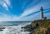 Pigeon Point (Ped Machado) Tags: california eua usa pigeon point farol sea landscape sky