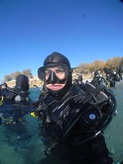 Exif_JPEG_PICTURE (makis vincent) Tags: cold drysuit dive