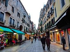 Ruga Vecchia San Giovanni, Venice