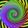 01-Spirale Quadrat (Marco Braun) Tags: spirals spirale spiral spiralen spirali helix abstrakt symbol zeichen opart optische täuschung optic hyünotic hypnotisch