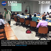 Bruce Wielicki giving a presentation at the Space Application Center (The Science Directorate at NASA Langley) Tags: bruce wielicki ahmedabad india 2016 clarreo presentation