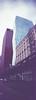 Chicago Pano 2 (Alex Bolen) Tags: chicago double doubleexposure sprocket rocket lomography 400 film color lomo sprocketrocket pano panoramic