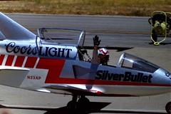 "Bede BD5-J  ""Micro"" - Coors Light Silver Bullet (2wiice) Tags: coorslightsilverbullet silverbullet bedebd5 bede bd5j bd5 bobbishop n23ap"