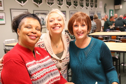 Mar Comm Spartan Way Breakfast, December 2016