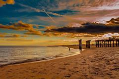 OG pier (dacolombianking) Tags: landscapephotography landscape oceangrove nj njphotographer njshore sunset canon 1855 amazing