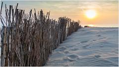 Dutch sunset, Netherlands (CvK Photography) Tags: beach canon coast color cvk europe holiday landscape nature netherlands northholland outdoor seascape spring sunset twente waves