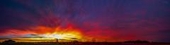 122016 - Incredible Nebraska December Sunset (Pano) (NebraskaSC Photography) Tags: nebraskasc dalekaminski cloudscape landscape nebraska weather nature awesomenature sunset clouds cloudsday cloudwatching daysky weatherphotography photography photographic weatherspotter newx wx weatherphotos weatherphoto day sky magicsky darksky skytheme skychasers sunsetpics southcentralnebraska light vivid watching dramatic outdoor cloud colour amazing beautiful wow