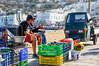 Market (Kevin R Thornton) Tags: vegatables d90 market nikon travel street mediterranean greece conversation mykonos crates food mikonos egeo gr