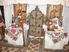 Desze, Ortodox fatemplom díszes pulpitusa