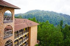 DSC07191 (David A Yap) Tags: bukit tinggi malaysia highlands resort chateau castle organic wellness holiday landscape travel spa