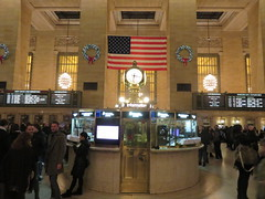 Grand Central Terminal (Sean_Marshall) Tags: grandcentralterminal newyork nyc station terminal manhattan