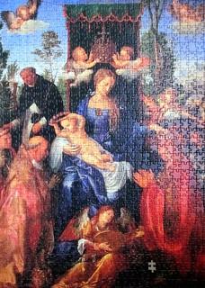 The Rosary Celebration, 1506