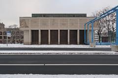 (Martin Maleschka) Tags: semperoper anbau ddr ddrarchitektur ddrstädtebau ddrgebäude ddrbau ostdeutschland ostalgie ostmoderne ostmodern dresden