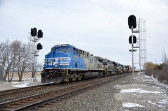 NS 21Z splits the signals at 276 (din_gus_01) Tags: ns 21z 4001 dctoac train railroad