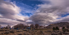 Lenticular playground, ABQ 1.11.17 (amyMhowardphoto) Tags: weather wx winter winterwx winter2017 nmwx nmwinter clouds canon cloudstructure cloudporn cloudscape sky shear landofenchantment lenticular lennie landscape nm newmexico nmskies newmexicotrue nmlandscape albuquerque abqwx abq abqnws abqeastside morningsky morningclouds