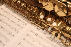 Saxophone (It's Just Jenni) Tags: saxophone instrument saxophonist music woodwind
