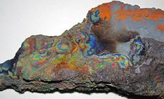Turgite (Graves Mountain, Georgia, USA) 4 (James St. John) Tags: turgite iron oxide oxides mineral minerals graves mountain georgia hematite goethite