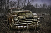 Rusted Chevy (jdnelms62) Tags: 1950scars abandonedcars americancars rustycars 1940s cars