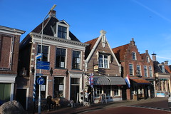 Balk, Meerweg (Davydutchy) Tags: balk fryslân friesland frisia swf súdwestfryslân gemeente county municipality netherlands niederlande paysbas nederland holland kade quai café restaurant pub january 2017