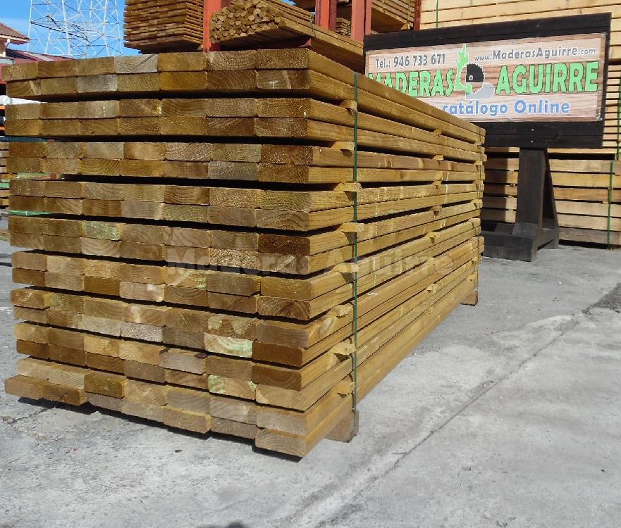 EcoTabla Pino R4 2500x100x40