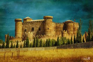 Castillo de Belmonte (Spain)