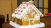 Gingerbread house (Mark Rainbird) Tags: canon powershots100 uk gingerbreadhouse