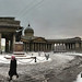 Saint-Pétersbourg - Cathédrale Notre-Dame de Kazan - 15-02-2009 - 9h20