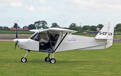 "G-CFLN Best Off Sky Ranger Swift 912S Sturgate  EGCV Fly In 07-06-15 (PlanecrazyUK) Tags: ""fly in"" sturgate 070615 egcv bestoffskyrangerswift912s gcfln"