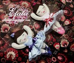 foto 4 copy (Atelier Efatá) Tags: rose doll handmade artesanato rosa felt fabric babygirl feltro menina nascimento tecido lilás sapatilhadeponta personalizados lembrancinhas sapatilhadebalé quartodobebe festaintantil atelierefata