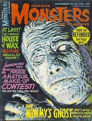 FAMOUS-MONSTERS-36-1965 (The Holding Coat) Tags: famousmonsters vicprezio warrenmagazines