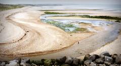 3360 (roberke) Tags: sea seascape france nature water lines strand landscape rocks horizon natuur zee frankrijk nordpasdecalais landschap rotsen ambleteuse lijnenspel