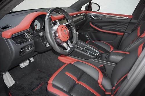 Porsche Macan by Mansory